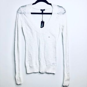 Express V-Neck Sweater